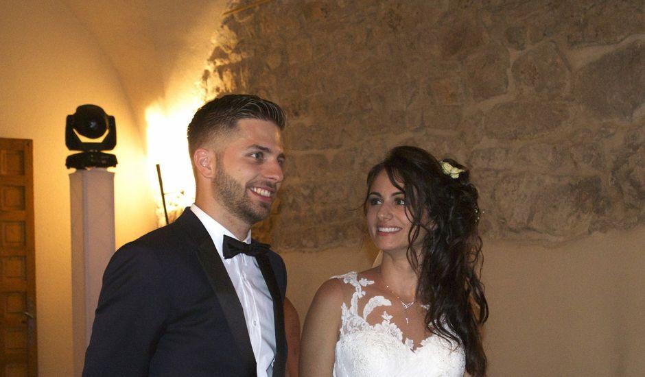 Le mariage de Eline et Davy à Davézieux, Ardèche