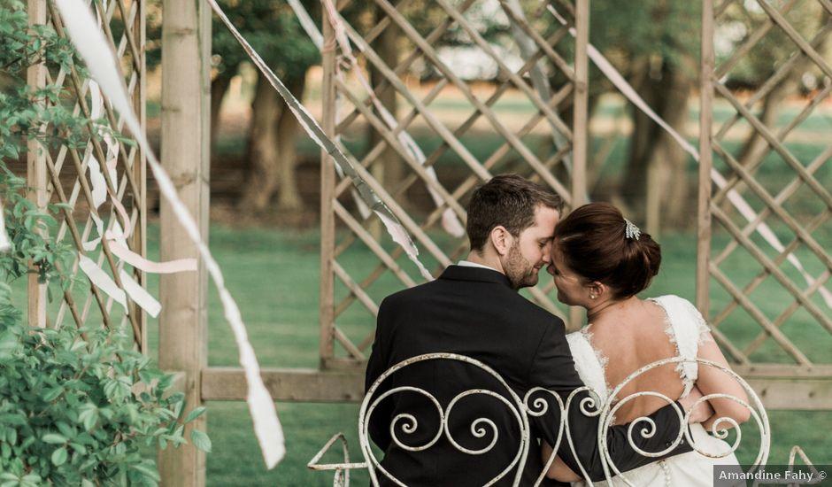 Le mariage de Matthieu et Manon à Gonneville-la-Mallet, Seine-Maritime