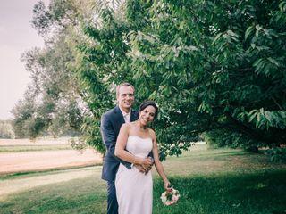 Le mariage de Sandra et Cédric