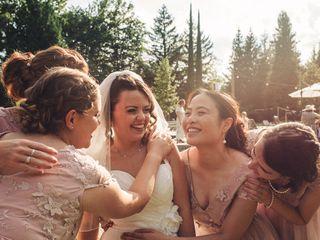 Le mariage de Emily et Florent