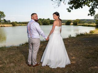 Le mariage de Ludvina et Olivier