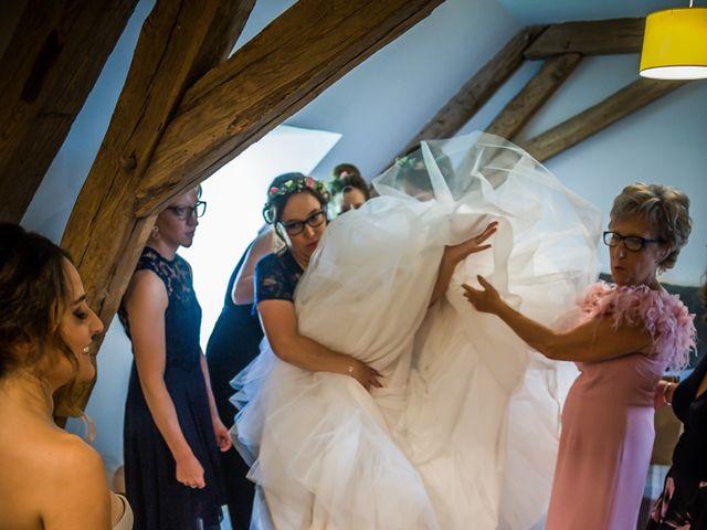 Le mariage de Pierre et Aurélyane à Trouy, Cher 28