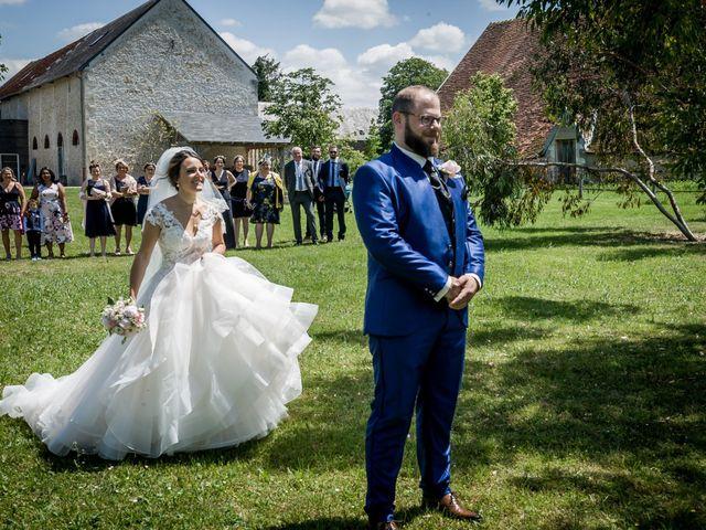 Le mariage de Pierre et Aurélyane à Trouy, Cher 43