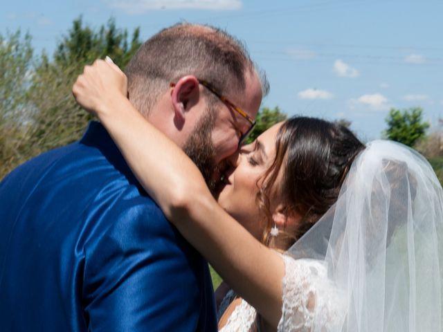 Le mariage de Pierre et Aurélyane à Trouy, Cher 44
