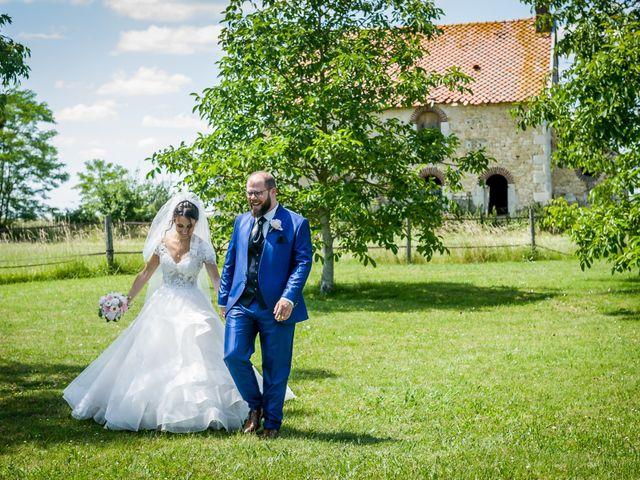 Le mariage de Pierre et Aurélyane à Trouy, Cher 45