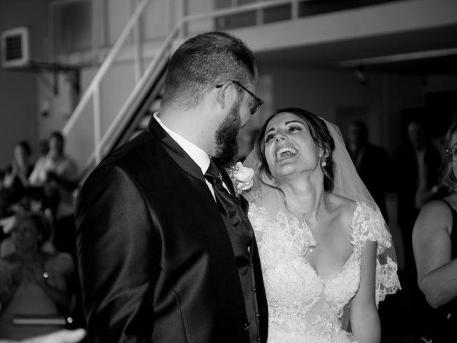 Le mariage de Pierre et Aurélyane à Trouy, Cher 52