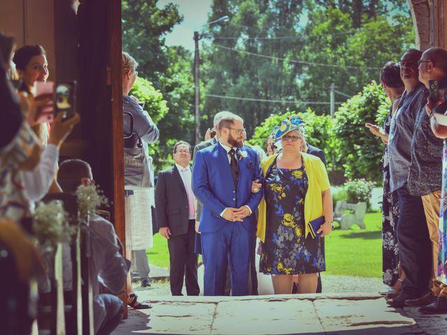 Le mariage de Pierre et Aurélyane à Trouy, Cher 57
