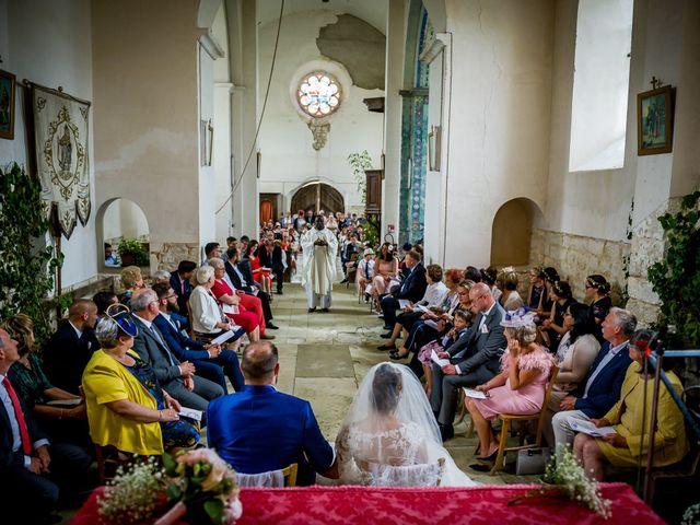 Le mariage de Pierre et Aurélyane à Trouy, Cher 62
