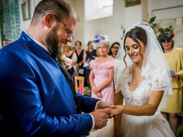 Le mariage de Pierre et Aurélyane à Trouy, Cher 65