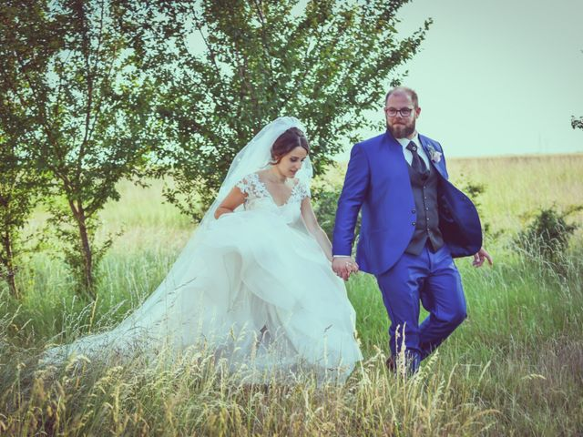 Le mariage de Pierre et Aurélyane à Trouy, Cher 112