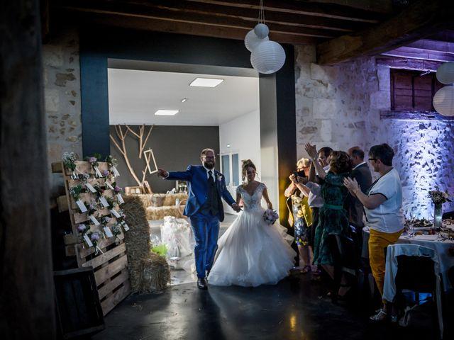 Le mariage de Pierre et Aurélyane à Trouy, Cher 115