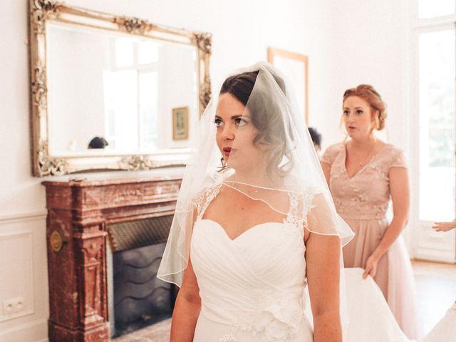 Le mariage de Florent et Emily à Saint-Lizier, Ariège 16