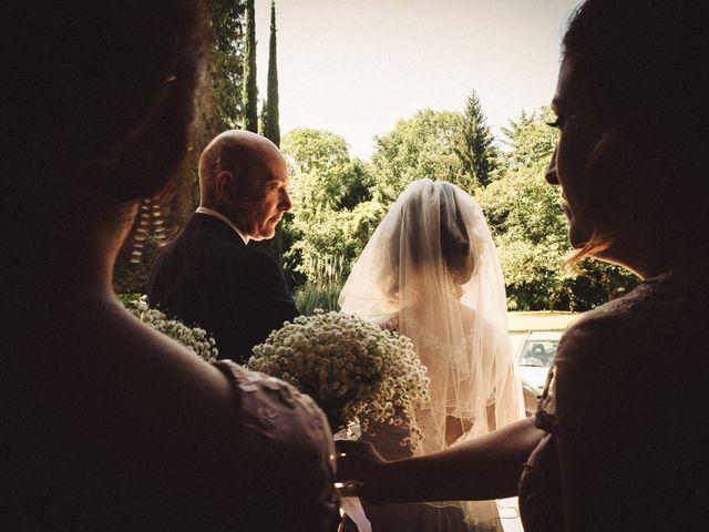 Le mariage de Florent et Emily à Saint-Lizier, Ariège 18