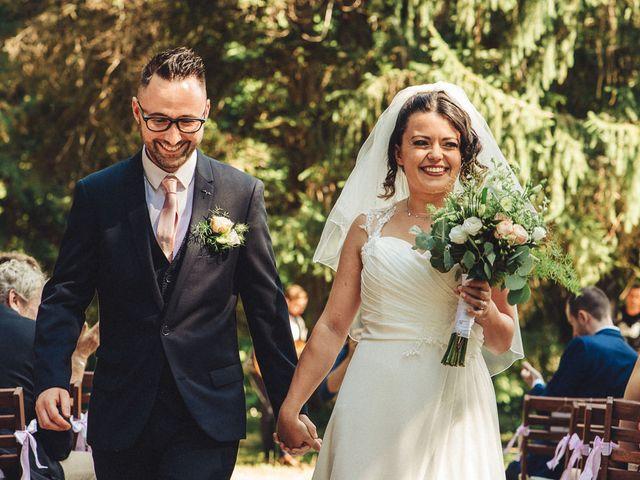 Le mariage de Florent et Emily à Saint-Lizier, Ariège 23