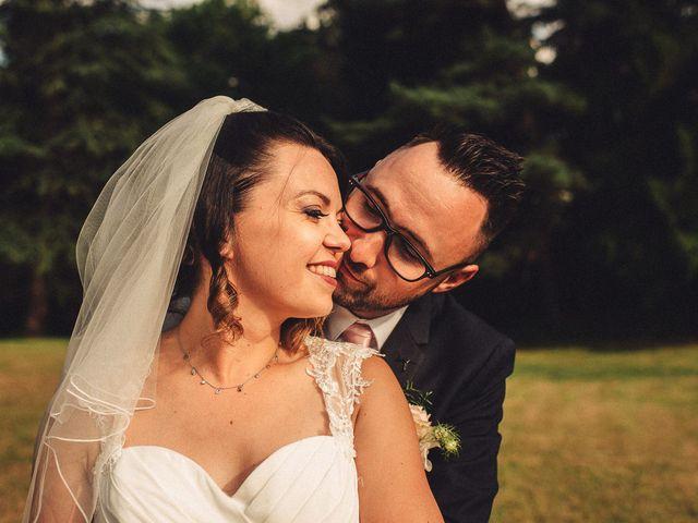Le mariage de Florent et Emily à Saint-Lizier, Ariège 28