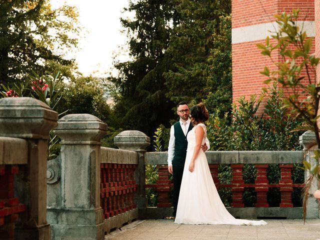 Le mariage de Florent et Emily à Saint-Lizier, Ariège 33