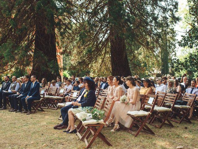 Le mariage de Florent et Emily à Saint-Lizier, Ariège 19
