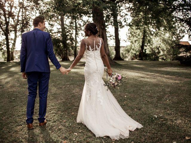 Le mariage de Anthony et Aurélie à Saint-Ambreuil, Saône et Loire 2