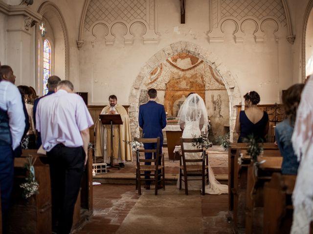 Le mariage de Anthony et Aurélie à Saint-Ambreuil, Saône et Loire 35