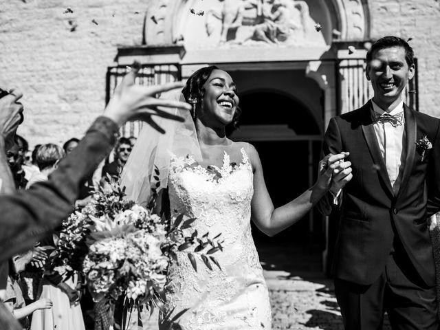 Le mariage de Anthony et Aurélie à Saint-Ambreuil, Saône et Loire 42