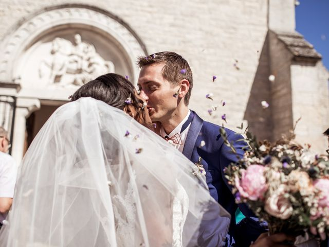 Le mariage de Anthony et Aurélie à Saint-Ambreuil, Saône et Loire 43
