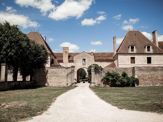 Le mariage de Anthony et Aurélie à Saint-Ambreuil, Saône et Loire 44