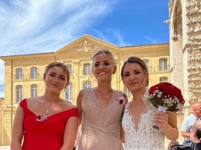 Le mariage de Laurent et Marine à Brue-Auriac, Var 3