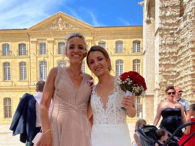 Le mariage de Laurent et Marine à Brue-Auriac, Var 5