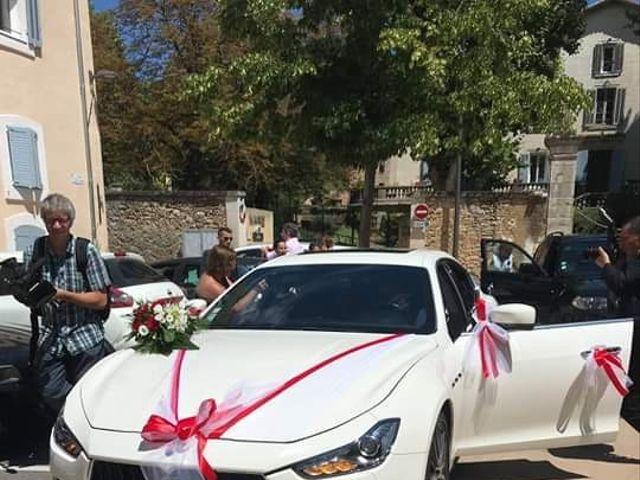 Le mariage de Laurent et Marine à Brue-Auriac, Var 8