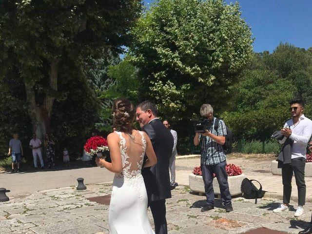 Le mariage de Laurent et Marine à Brue-Auriac, Var 9