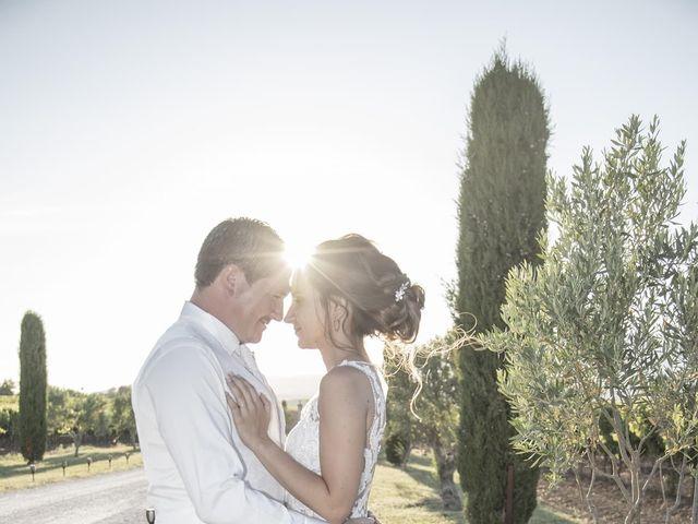 Le mariage de Laurent et Marine à Brue-Auriac, Var 24