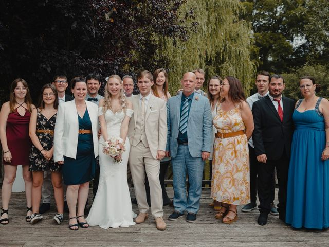 Le mariage de Jordan et Natacha  à Maisse, Essonne 55