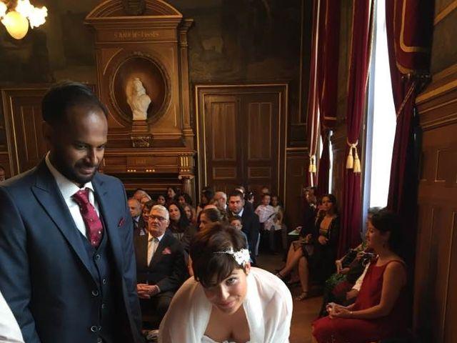 Le mariage de Sigmund et Stéphanie à Saint-Maur-des-Fossés, Val-de-Marne 1