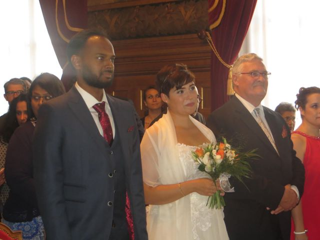 Le mariage de Sigmund et Stéphanie à Saint-Maur-des-Fossés, Val-de-Marne 6