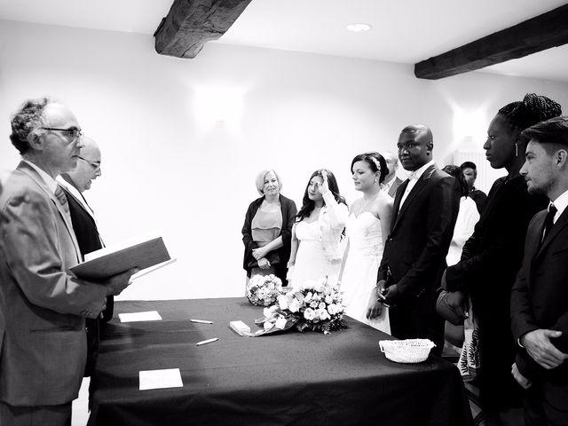 Le mariage de Théo et Mélanie à La Ferté-sous-Jouarre, Seine-et-Marne 17