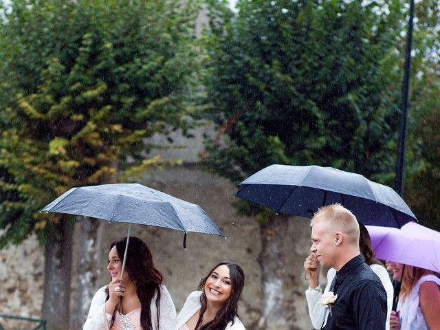 Le mariage de Théo et Mélanie à La Ferté-sous-Jouarre, Seine-et-Marne 32