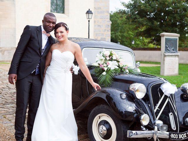 Le mariage de Théo et Mélanie à La Ferté-sous-Jouarre, Seine-et-Marne 60