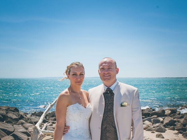 Le mariage de Aurélien et Caroline à Agde, Hérault 13