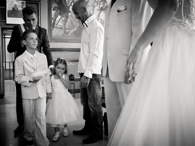 Le mariage de Aurélien et Caroline à Agde, Hérault 23