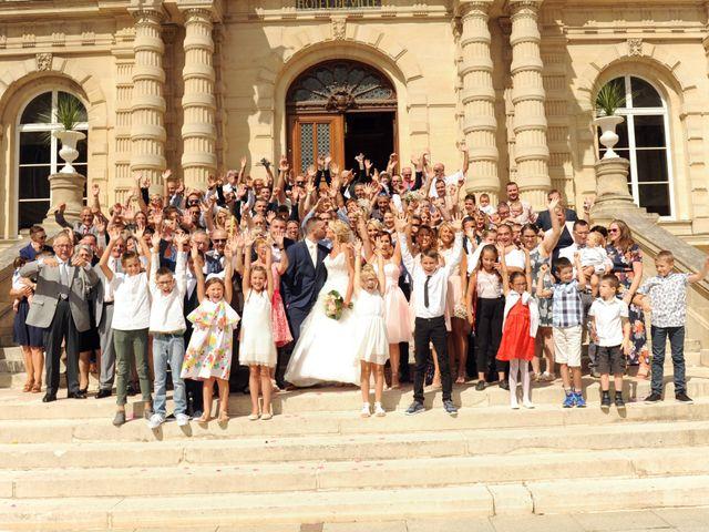 Le mariage de Benjamin et Amandine à Amiens, Somme 9