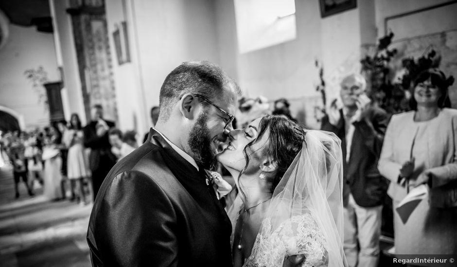 Le mariage de Pierre et Aurélyane à Trouy, Cher