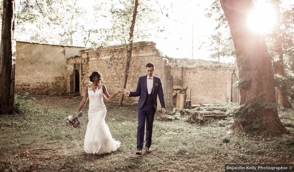 Le mariage de Anthony et Aurélie à Saint-Ambreuil, Saône et Loire