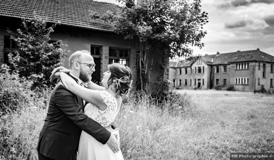 Le mariage de Anthony et Hélène à Fameck, Moselle