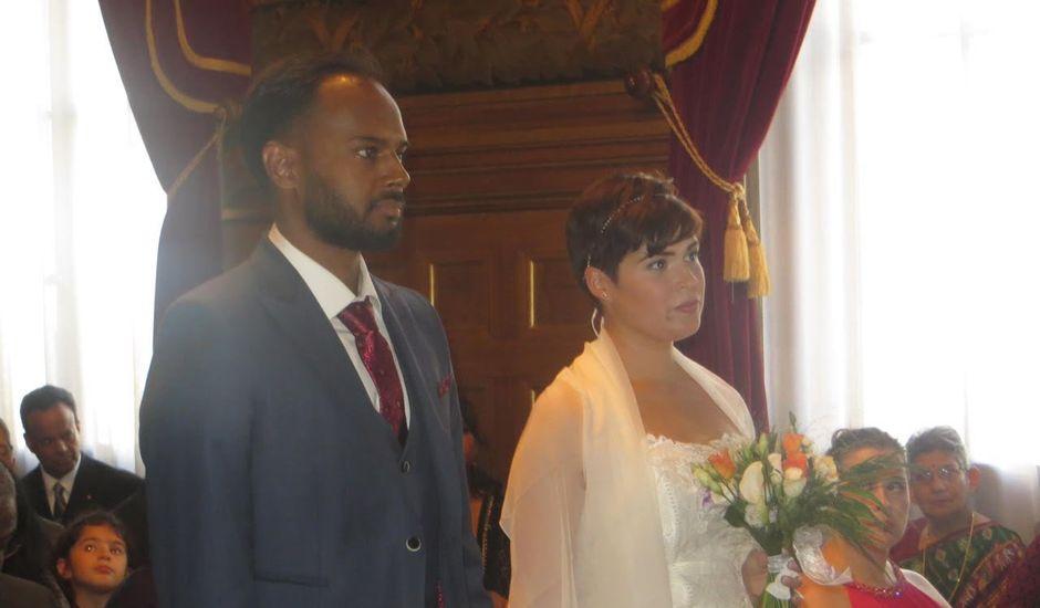 Le mariage de Sigmund et Stéphanie à Saint-Maur-des-Fossés, Val-de-Marne