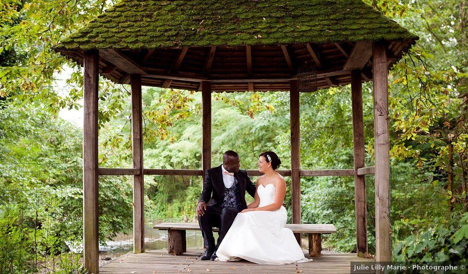 Le mariage de Théo et Mélanie à La Ferté-sous-Jouarre, Seine-et-Marne