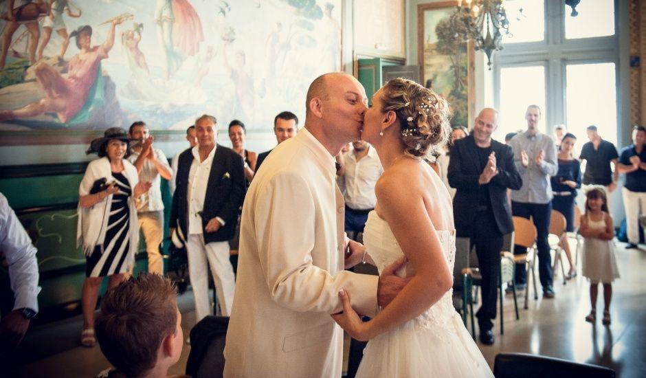 Le mariage de Aurélien et Caroline à Agde, Hérault