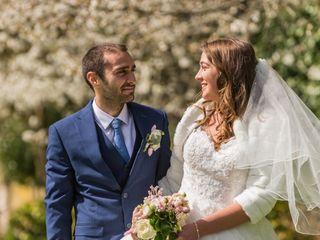 Le mariage de Virginie  et Joël