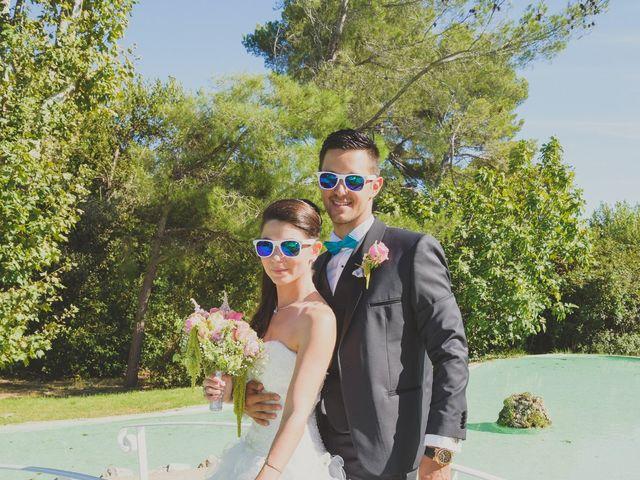 Le mariage de Kévin et Sophie à Narbonne, Aude 1