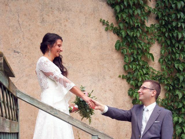 Le mariage de Laurent et Fanny à Michelbach, Haut Rhin 11