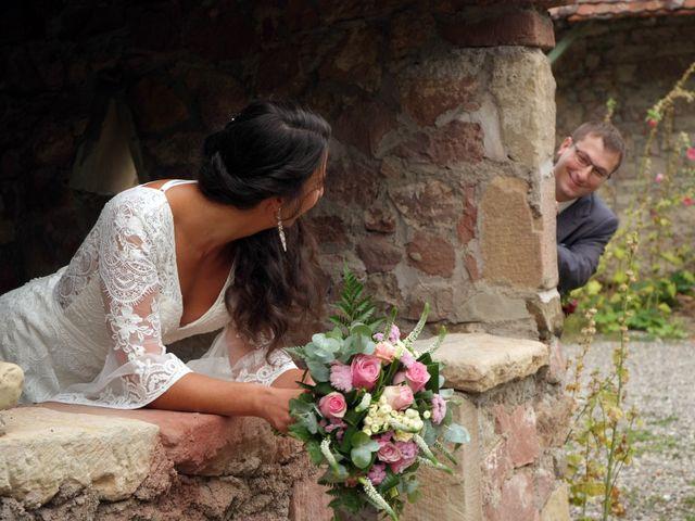 Le mariage de Laurent et Fanny à Michelbach, Haut Rhin 13